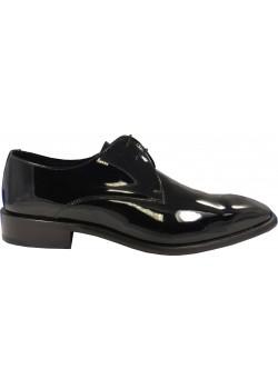Zapato charol negro, LORET by BaMND