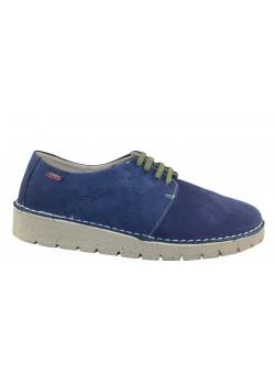 Zapato cordón azul, Callaghan