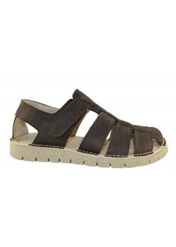 Sandalia marrón, Callaghan