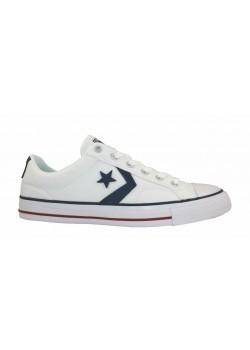 Zapatillas lona blancas, Converse