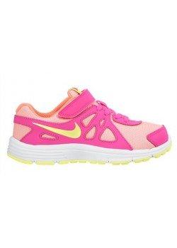 Zapatillas Revolution rosa, Nike