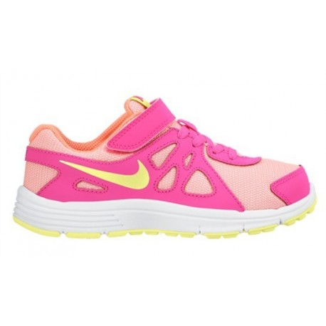 Zapatillas Revolution rosa, Nike