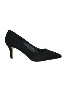 Stiletto ante negro
