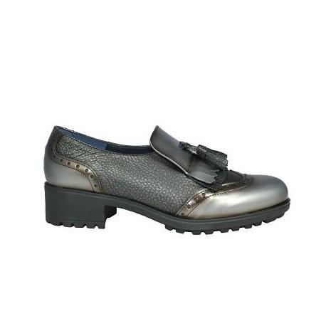 Zapato mocasín piel, Tolino