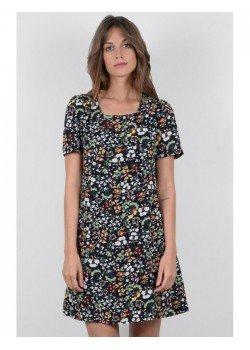 Vestido print floral Molly Bracken