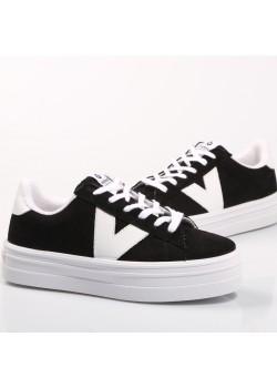 Zapatillas Victoria negras